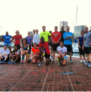 City Sports Run Club growing!