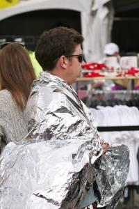 foil blanket