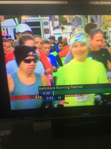 Made it on TV!