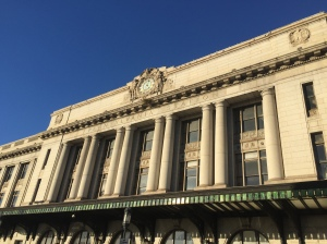 Penn Station in Baltimore