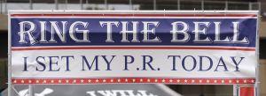 PR Bell Sign