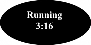 I'll be Running 3:16